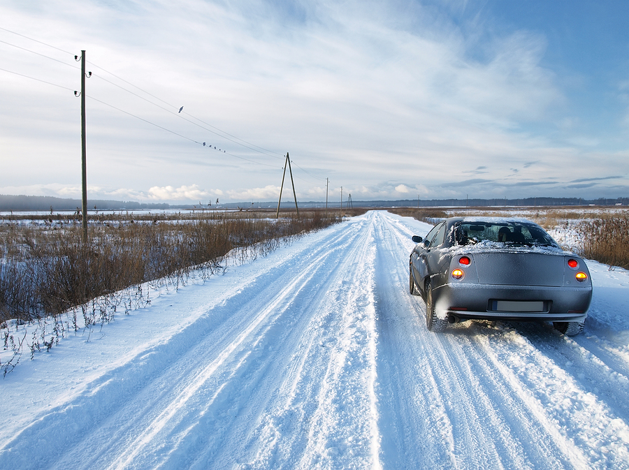 Wichtig: Winterreifen & Winter Check