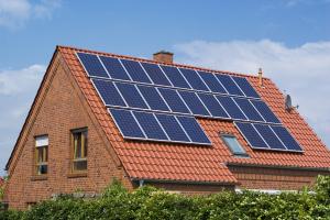 Environment Friendly, Solar Panels.